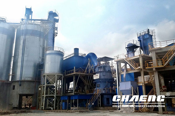 PT.Indoferro 300000t/a nickel slag grinding plant EPC project