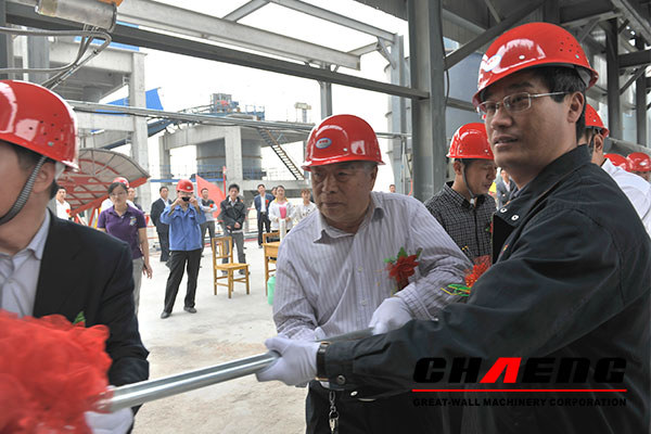 5000t/d New dry cement production line
