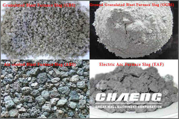 slag products