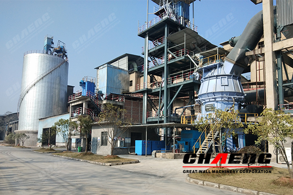 Reasons affecting the fineness of vertical roller mill materials