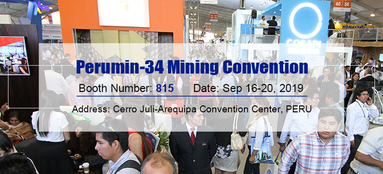 Perumin-34 Mining Convention
