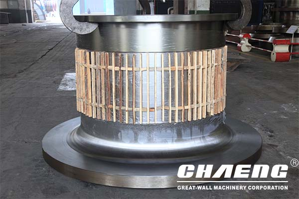 Trunnion Bearings of Ball Mill